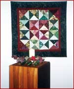 Victorian Charm Quilt Kit
